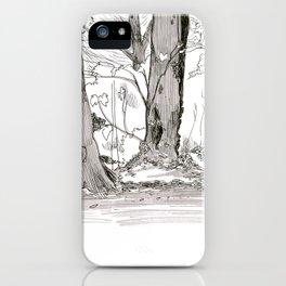 Balmore Park Landscapes - day 18 iPhone Case