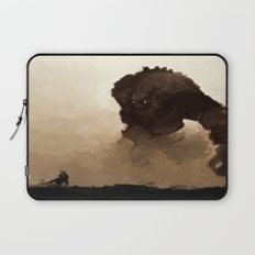 shadow of the colossus Laptop Sleeve
