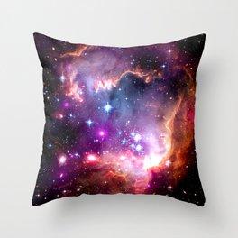 Deep Space Dream Throw Pillow