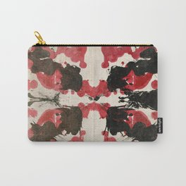 Rorschach Carry-All Pouch