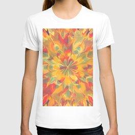 Mandala flower 06 T-shirt