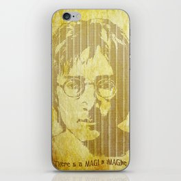 There is a MAGI in Imagine iPhone Skin