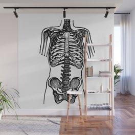 Bones. Wall Mural