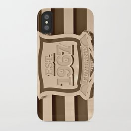 1967 Funland Funky Vintage iPhone Case