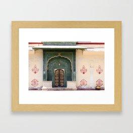 Jaipur II Framed Art Print