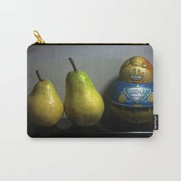 World's Greatest Pear Shape Carry-All Pouch