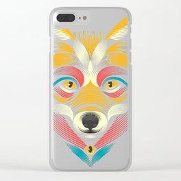 FOXoul Clear iPhone Case