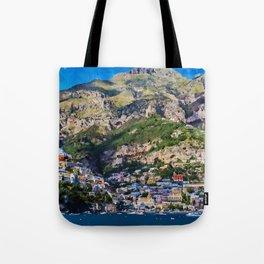 Amalfi, Italy Tote Bag