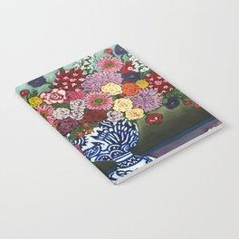 Amsterdam Flowers Notebook