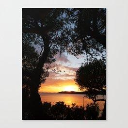 Look beyond Canvas Print