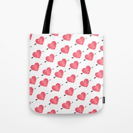 You and Me - Diagonal Tote Bag
