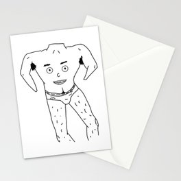 EYES OF THE CHEST Stationery Cards