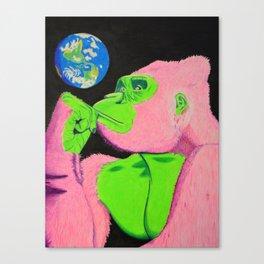 Create or Destroy Canvas Print