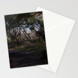 Into the darkness Stationery Cards