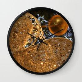 Angel, Rockefeller Center, NYC Wall Clock