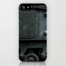 Sidehatch and Bogie Wheels iPhone Case
