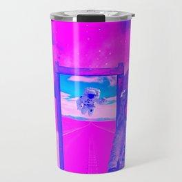 Pink World by GEN Z Travel Mug