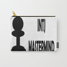 INTJ MASTERMID MBTI rare personality type Carry-All Pouch