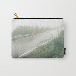 Foggy Incline: Corfu, Greece. Carry-All Pouch