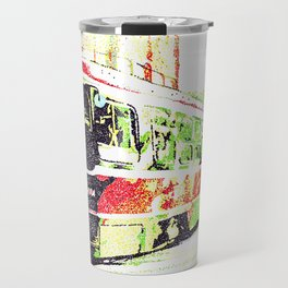 501 Street car Travel Mug