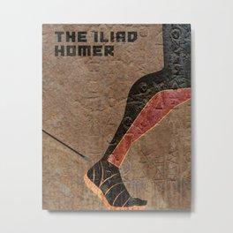 The Iliad  Metal Print