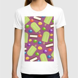 Lime Pops & Jelly Beans T-shirt