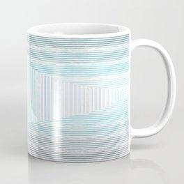 Blue lines Coffee Mug