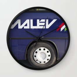 Malev Airlines Wall Clock