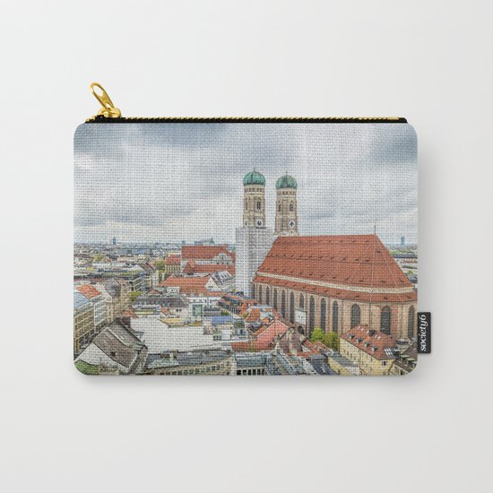 The Cathedral of Munich Carry-All Pouch