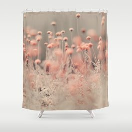 Pink Angel Shower Curtain