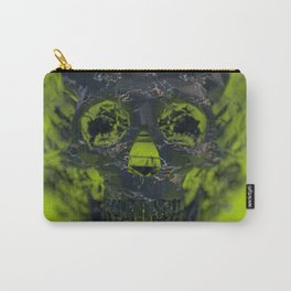 Skull Explotion Carry-All Pouch