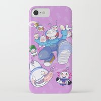 cryaotic iPhone & iPod Cases featuring Cryaotic :: JUMP by Magnta