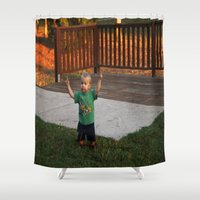 ace Shower Curtains featuring Ace by Samual Lewis Davis BMmSt CQU