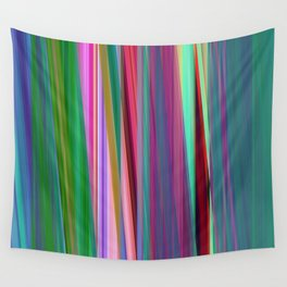 fall stripes Wall Tapestry