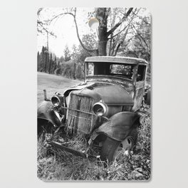 Old Truck Cutting Board