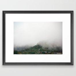 Fjord Norway Framed Art Print