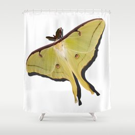 Creature of the Moon Shower Curtain