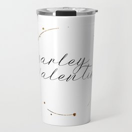 Marley Valentine Travel Mug