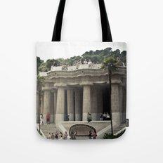 Barcelona. Park Güell Tote Bag