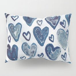 Hearts aplenty. Pillow Sham