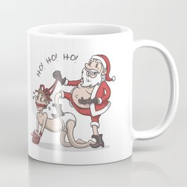 Sub For Santa Coffee Mug