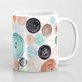 Buttons! Coffee Mug