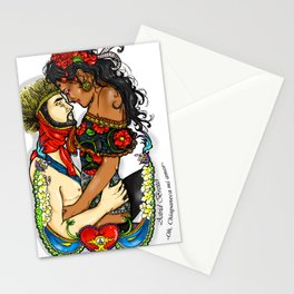 !Oh, Chiapaneca mi amor! Stationery Cards
