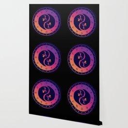 Capricorn Tenth Zodiac Sign Yin Yang Wallpaper