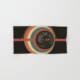 Cats planet Hand & Bath Towel