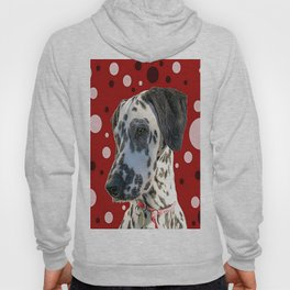 Dalmatian and Dots Hoody