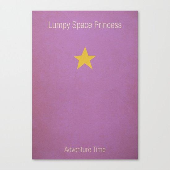 Adventure Time LSP Canvas Print