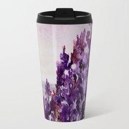 Purple Trees Travel Mug