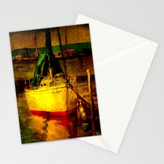 Sails at Rest Stationery Cards
