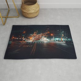Levitation and Rain by GEN Z Rug